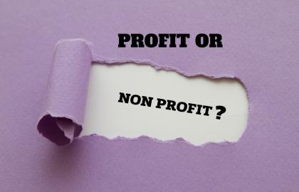 ההבדל בין עסק פרטי לעמותה